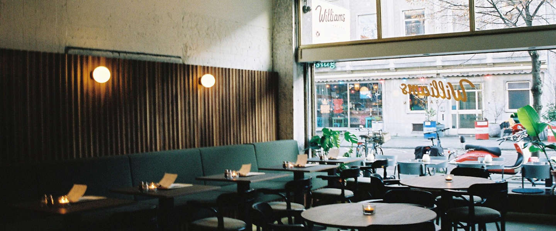 Nieuwe hotspot in Rotterdam: Williams Canteen