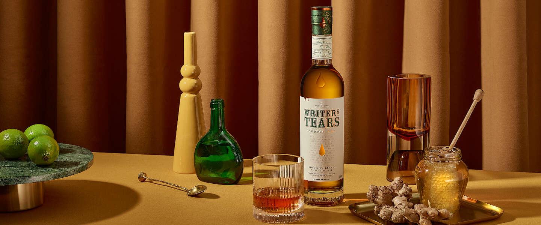 Writers' Tears laat de gloriejaren van Ierse whiskey weer tot bloei komen