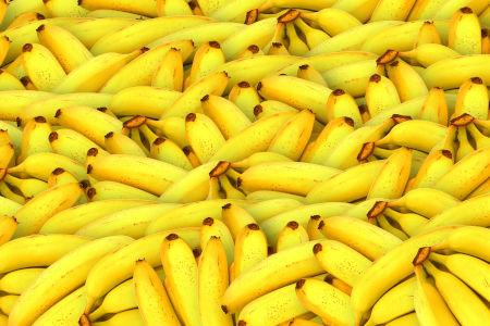 Berg bananen