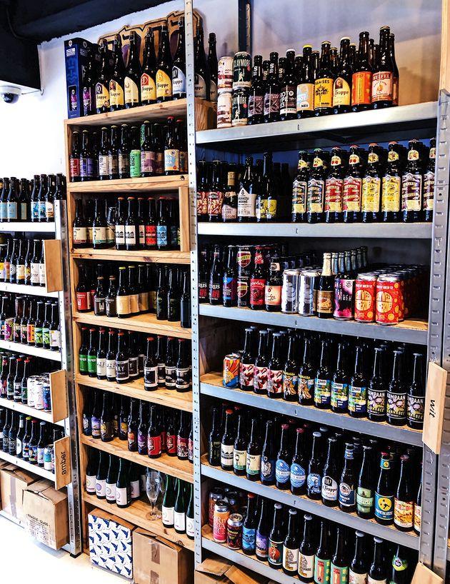 Bierbrigadier Tilburg - bieren