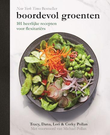 Boordevol groenten - cover