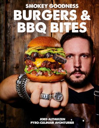Burgers en BBQ bites - cover__