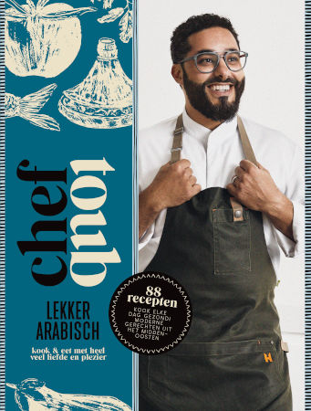 Chef Toub - Lekker Arabisch cover_