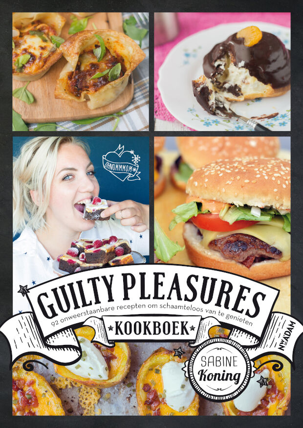 Cover Guilty Pleasures