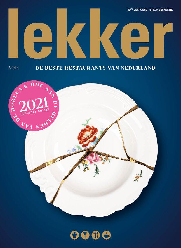 Cover Lekker500 2021