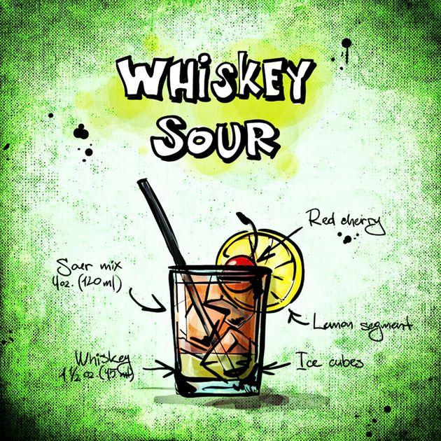 De perfecte whiskey sour