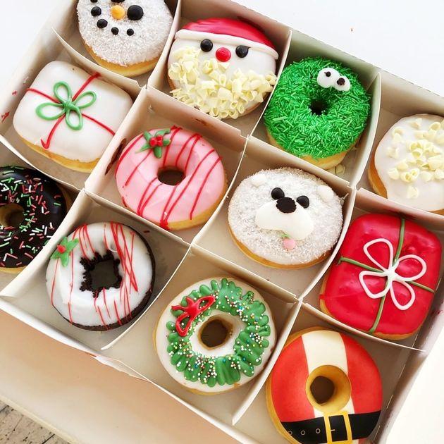 Dunkin' Donuts -