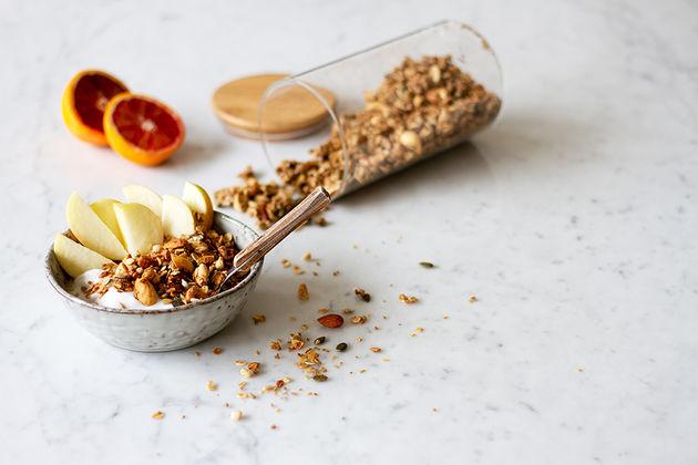 granola-ontbijt