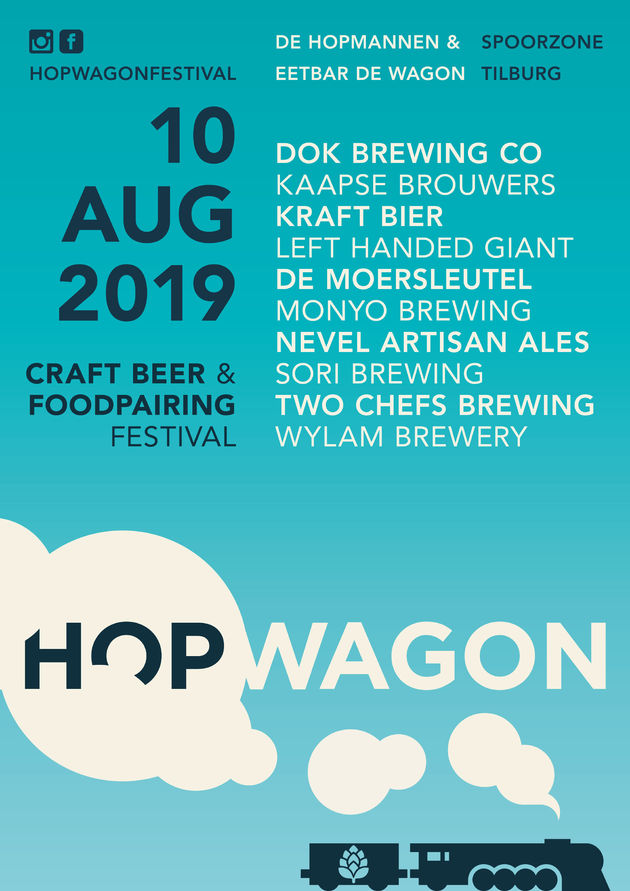 HopWagon line up