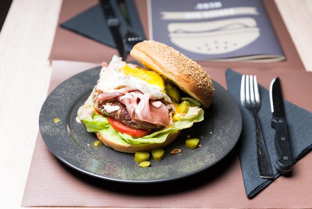 Hybride Hamburger