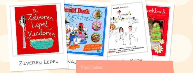 kookboeken kinderen