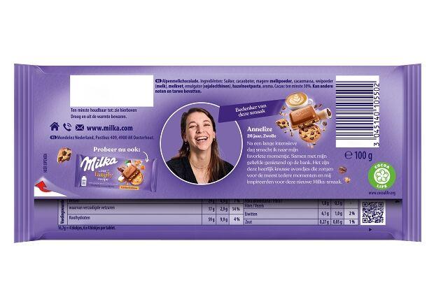 Milka Inventor Reep-back - NL-Annelize