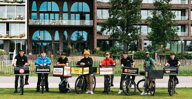 Nederlandse Vereniging van Maaltijdbezorgers (1)
