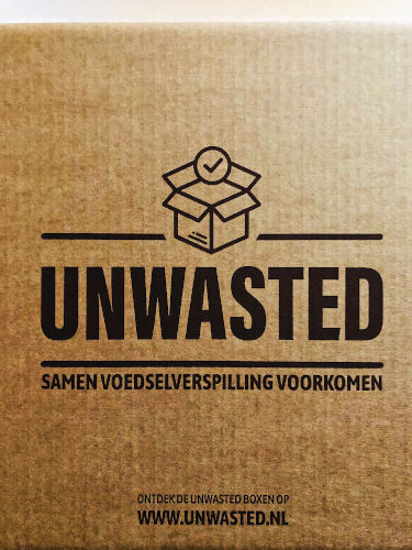 Unwasted Box - Front