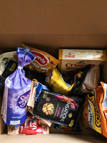 Unwasted Box - Open