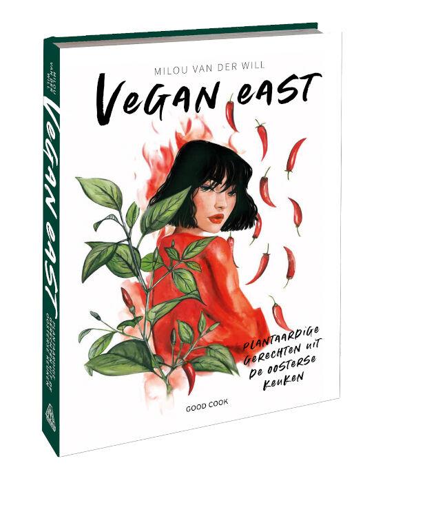 Vegan East cover
