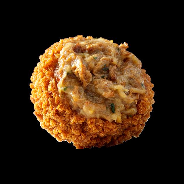 vegetarische bitterbal