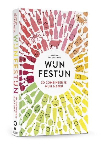 Wijnfestijn 3d cover