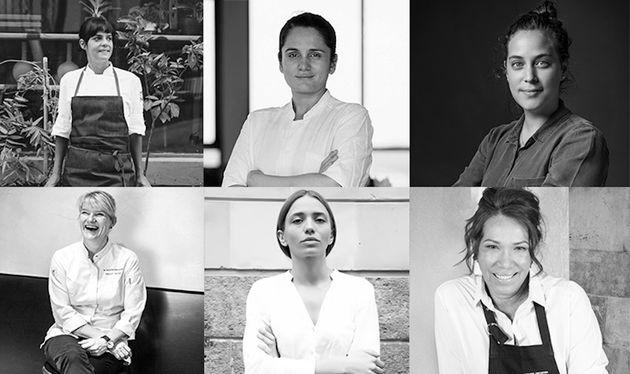 Zes vrouwelijke topchefs @Rijks_