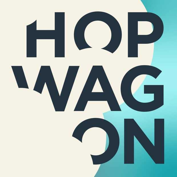 Hopwagon is een geweldig Tilburgs craft beer & food pairing festival