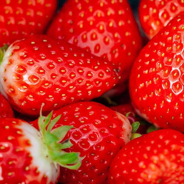 Albert Heijn verkoopt hele jaar door aardbeien van Nederlandse bodem