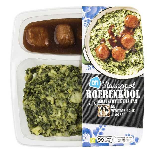 Verkoop van kant-en-klaarmaaltijden in de supermarkten groeit explosief