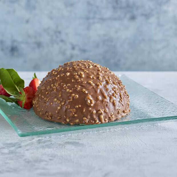 Chocolade ijstaart is pronkstuk kerstcampagne Aldi in het Verenigd Koninkrijk