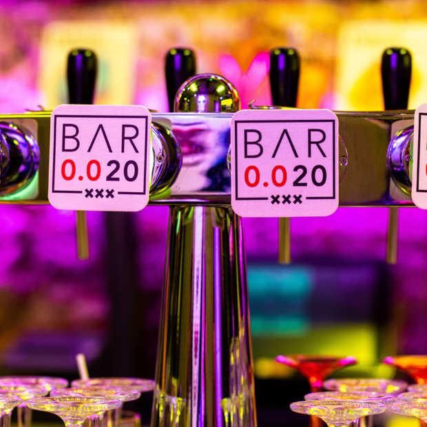 Dry January: Eerste alcoholvrije bar van Nederland geopend