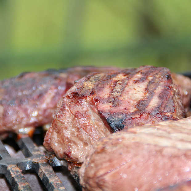 Biefstuk en hamburgers het meest schadelijke voedsel voor ons klimaat