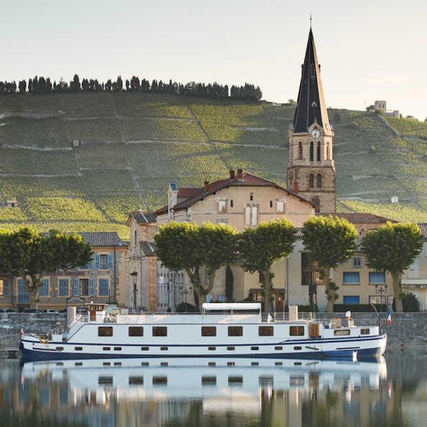 Met een cruise langs zes sterrenrestaurants in Frankrijk