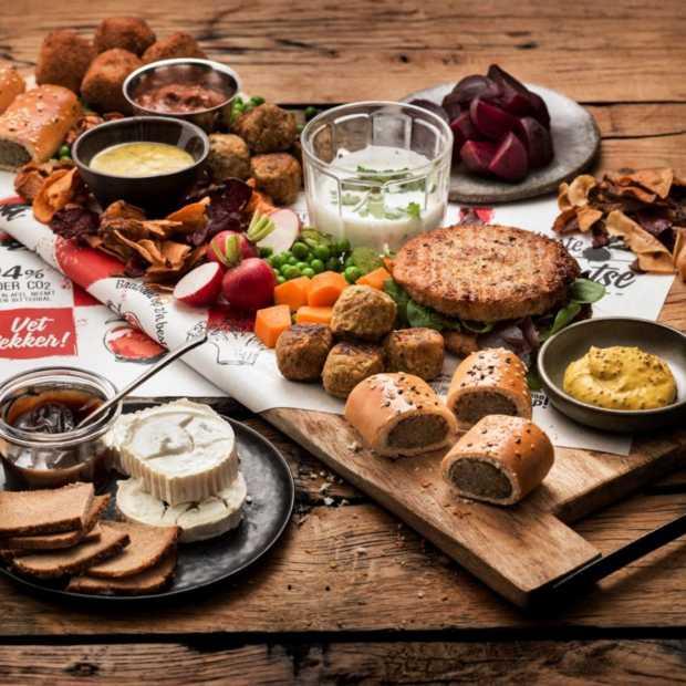 Bourgondisch genieten zonder vlees: Beste Brabantse Borrelplank gelanceerd
