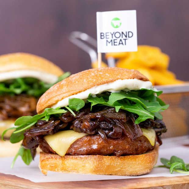 Beyond Meat introduceert vernieuwde burger