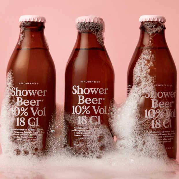 Shower Beer: Bier om onder de douche te drinken