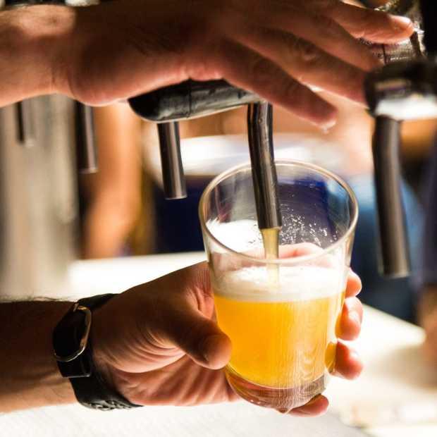 Gratis bier in Engeland, Duitsland en België