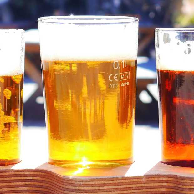 Bierverkoop daalde in april met 32 procent