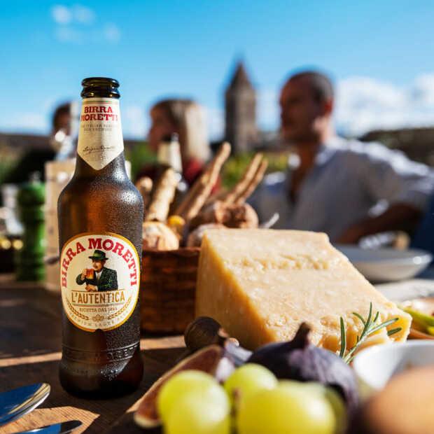 Heineken brengt het Italiaans bier Birra Moretti naar Nederland