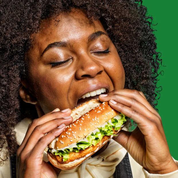 Bij Burger King in Nederland nu ook plantaardige Long Chicken en Nuggets