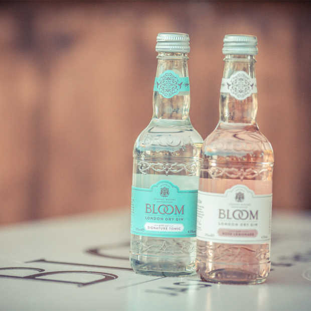 Eatly proeft: pre-mixed gin tonic van BLOOM