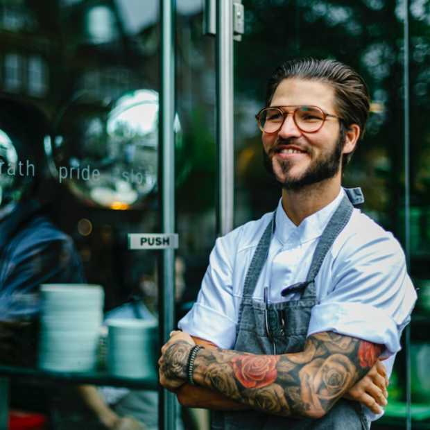 Bobby Rust is nieuwe chef van restaurant Envy in Amsterdam
