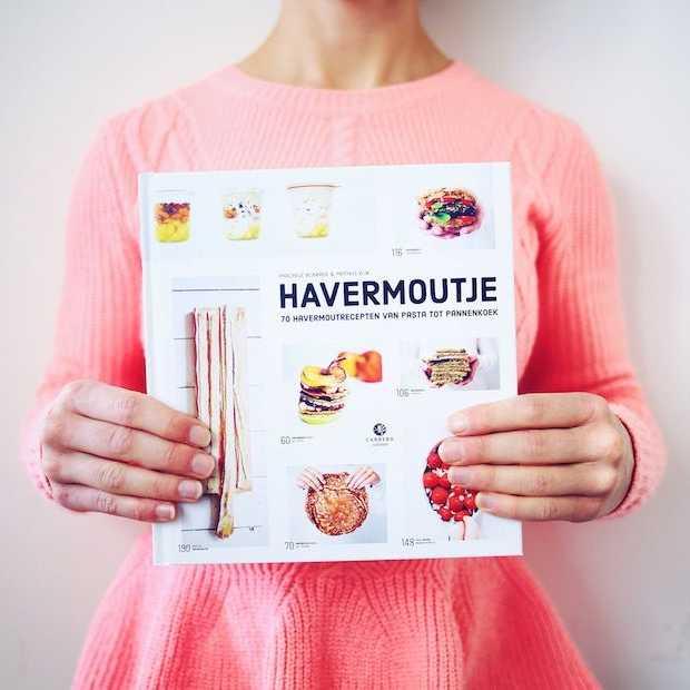 Nieuw boek vol met lekkere havermout recepten