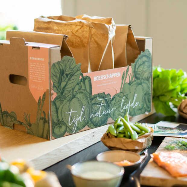 Boerschappen en Instock lanceren Rescue Box in strijd tegen voedselverspilling