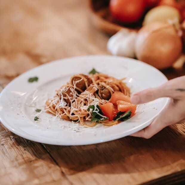 Eminem opent komende week in Detriot pastarestaurant Mom's Spaghetti