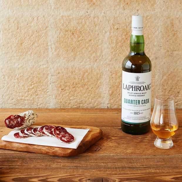 Brandt & Levie brengt whiskyworst op de markt
