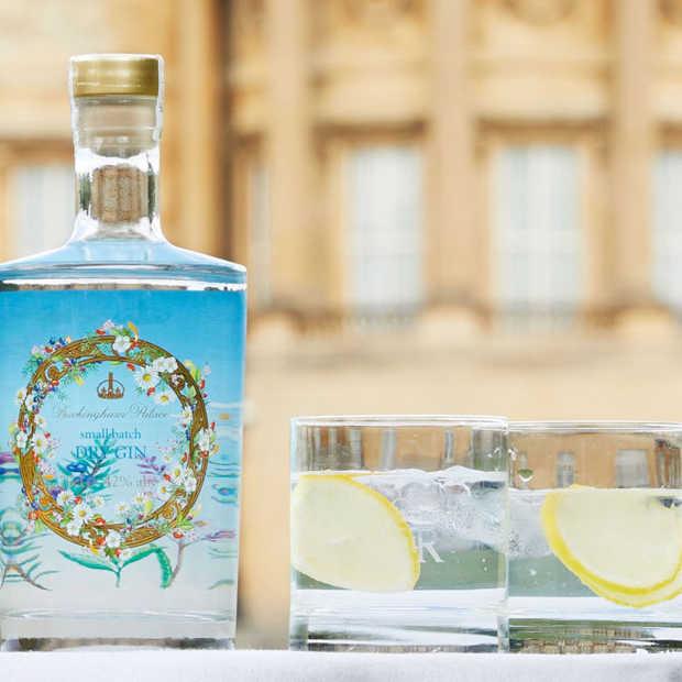 Koninklijke Buckingham Palace Gin verkoopt binnen 8 uur uit
