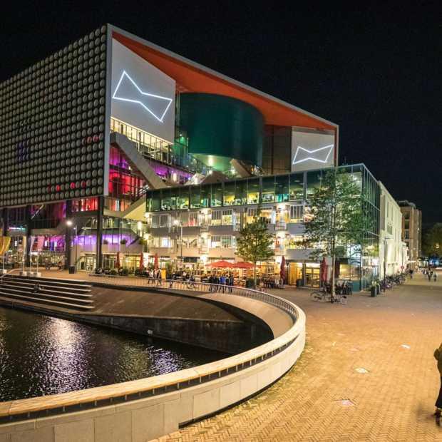 Concertzaal TivoliVredenburg schenkt als eerste Bud in Nederland