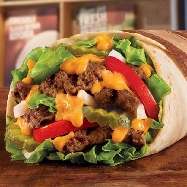 Maak plaats voor de Whopperito van Burger King