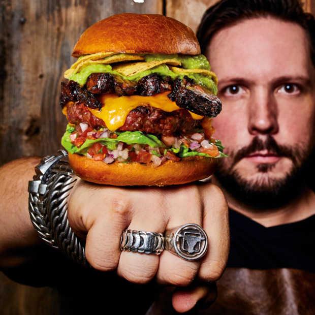 Smokey Goodness - Burgers & BBQ Bites is ideaal barbecueboek