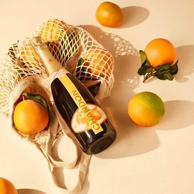 Nieuw drankje om bruisend de zomer in te gaan: Chandon Garden Spritz