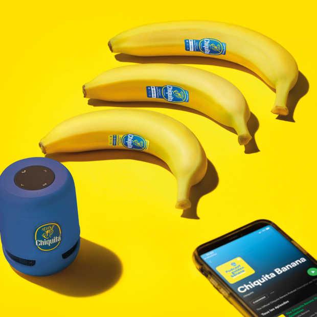 Bananen, daar zit muziek in