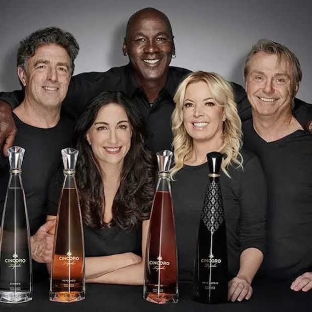 Michael Jordan brengt eigen tequila op de markt